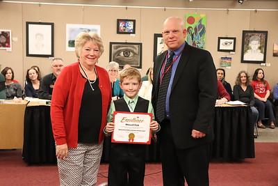 Maxwell Fink | Third Grade | Cochran Primary School