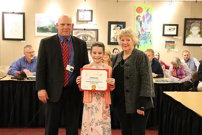 Liliana Cox | Sixth Grade | Lycoming Valley Intermediate School