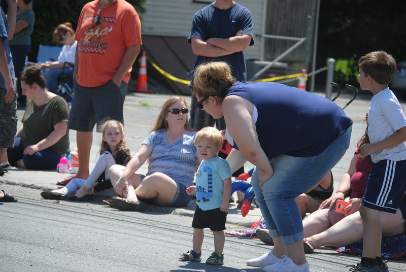 Leah McDonald - Oneida Daily Dispatch The village of Chittenango holds the Oz-Stravaganza! Parade on Saturday, June 2, 2018.