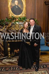 Barbara and Peter Avrea, 2018 Viennese Ball, Nov 10 2018, Elyse Cosgrove.ARW