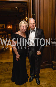 Bea and Fred Hessick, 2018 Viennese Ball, Nov 10 2018, Elyse Cosgrove.ARW