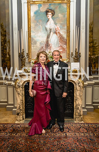 Susan Divers, Robert Donnelly, 2018 Viennese Ball, Nov 10 2018, Elyse Cosgrove.ARW