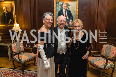 Laura and Ron Ivy, Elizabeth Smith Brownstein, 2018 Viennese Ball, Nov 10 2018, Elyse Cosgrove.ARW