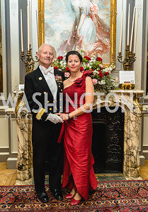 Eric Jones, Christina Wenderoth 2, 2018 Viennese Ball, Nov 10 2018, Elyse Cosgrove.ARW