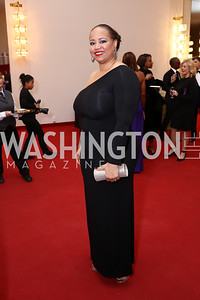 Nicole Venable. Photo by Tony Powell. 2018 Alvin Ailey DC Gala. Kennedy Center. February 6, 2018