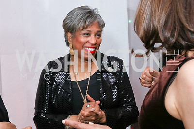 Rep. Brenda Lawrence. Photo by Tony Powell. 2018 Alvin Ailey DC Gala. Kennedy Center. February 6, 2018