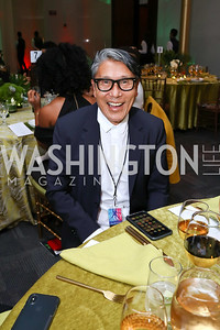 AAADT Associate Artistic Director Masazumi Chaya. Photo by Tony Powell. 2018 Alvin Ailey DC Gala. Kennedy Center. February 6, 2018