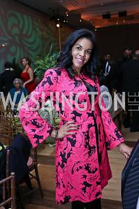 Marie Sylla-Dixon. Photo by Tony Powell. 2018 Alvin Ailey DC Gala. Kennedy Center. February 6, 2018