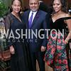 Erika Bolden and A. Scott Bolden, Mele Melton. Photo by Tony Powell. 2018 Alvin Ailey DC Gala. Kennedy Center. February 6, 2018