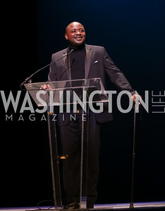 AAADT Artistic Director Robert Battle. Photo by Tony Powell. 2018 Alvin Ailey DC Gala. Kennedy Center. February 6, 2018