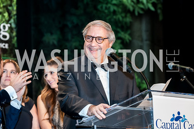 Alan Zuccari. Photo by Tony Powell. 2018 Capital Caring Gala. Marriott Marquis. November 17, 2018