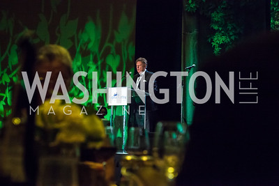 Capital Caring Interim CEO Tom Koutsoumpas. Photo by Tony Powell. 2018 Capital Caring Gala. Marriott Marquis. November 17, 2018