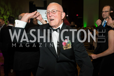 Major General James Freeze. Photo by Tony Powell. 2018 Capital Caring Gala. Marriott Marquis. November 17, 2018