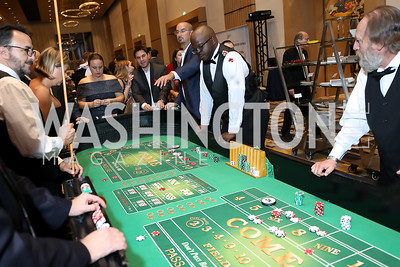 Photo by Tony Powell. 2018 Capitals Casino Night II. MGM. October 14, 2018