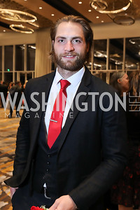 Braden Holtby. Photo by Tony Powell. 2018 Capitals Casino Night II. MGM. October 14, 2018