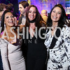 Dr. Lily Talakoub, Kristin Cecchi, Angie Goff. Photo by Tony Powell. 2018 Chance for Life. MGM National Harbor. March 10, 2018
