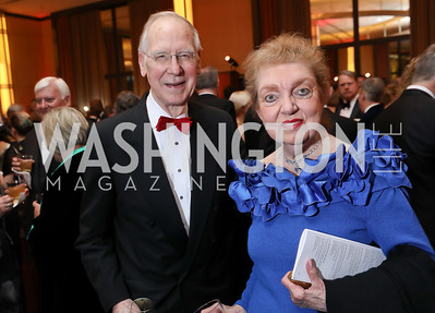 Photo by Tony Powell. 2018 Choral Arts Gala. Kennedy Center. December 17, 2018
