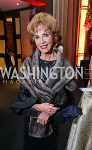 Jean Wolf. Photo by Tony Powell. 2018 Choral Arts Gala. Kennedy Center. December 17, 2018
