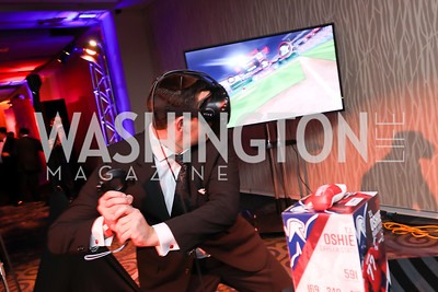 Joseph Levine. Photo by Tony Powell. 2018 Fight Night. Washington Hilton. November 1, 2018