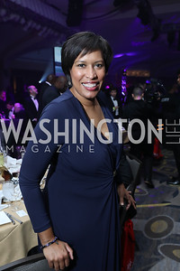 Muriel Bowser. Photo by Tony Powell. 2018 Fight Night. Washington Hilton. November 1, 2018
