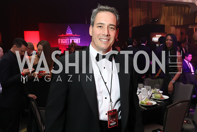 Fight for Children CEO Keith Gordon. Photo by Tony Powell. 2018 Fight Night. Washington Hilton. November 1, 2018