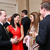 Andrew Howard, Christine DuFour, Rebecca Howard, Alex DuFour. Photo by Tony Powell. 2018 Heroes Gala. Mandarin Oriental. March 3, 2018