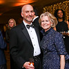 Jeff Dome, Diana Goldberg. Photo by Tony Powell. 2018 Heroes Gala. Mandarin Oriental. March 3, 2018