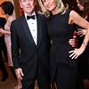 Tim Messier, Amy Porter Stroh. Photo by Tony Powell. 2018 Heroes Gala. Mandarin Oriental. March 3, 2018