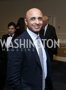 UAE Amb. Yousef Al Otaiba. Photo by Tony Powell. 2018 Heroes and History Makers. Washington Hilton. November 29, 2018