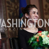 HRC Award for Advancing Women in Peace and Security Recipient Nadia Murad. Photo by Tony Powell. 2018 HRC Awards. GU. February 5, 2018