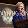 Hillary Rodham Clinton. Photo by Tony Powell. 2018 HRC Awards. GU. February 5, 2018