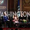 Hillary Rodham Clinton, Wai Wai Nu, Nadia Murad, Lyse Doucet. Photo by Tony Powell. 2018 HRC Awards. GU. February 5, 2018