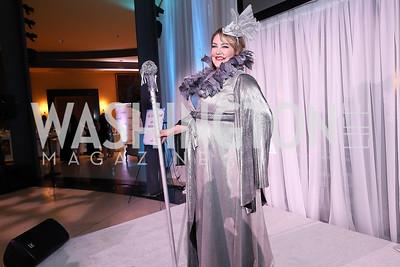 Tracy Olivera. Photo by Tony Powell. 2018 Imagination Stage Gala. Embassy of Italy. December 7, 2018