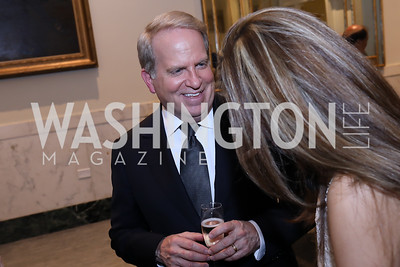 Neiman Marcus VP Michael Rohlf. Photo by Tony Powell. 2018 Innocents at Risk. Mayflower Hotel. September 18, 2018