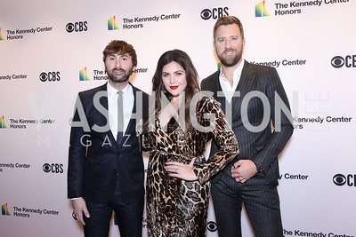 Lady Antebellum. Photo by Tony Powell. 2018 Kennedy Center Honors. December 2, 2018