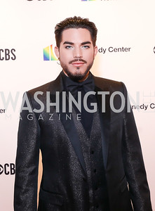 Adam Lambert. Photo by Tony Powell. 2018 Kennedy Center Honors. December 2, 2018