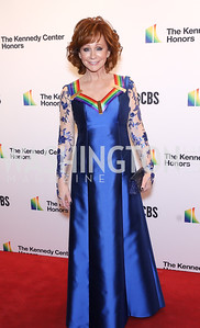 Reba McEntire. Photo by Tony Powell. 2018 Kennedy Center Honors. December 2, 2018