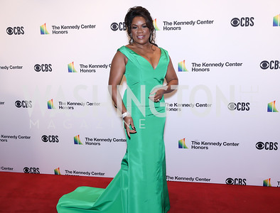 Denyse Graves. Photo by Tony Powell. 2018 Kennedy Center Honors. December 2, 2018