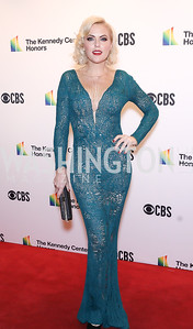 Elaine Hendrix. Photo by Tony Powell. 2018 Kennedy Center Honors. December 2, 2018