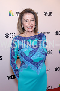 Speaker Nancy Pelosi. Photo by Tony Powell. 2018 Kennedy Center Honors. December 2, 2018