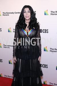 Cher. Photo by Tony Powell. 2018 Kennedy Center Honors. December 2, 2018