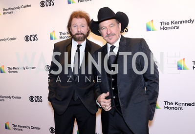 Brooks & Dunn. Photo by Tony Powell. 2018 Kennedy Center Honors. December 2, 2018