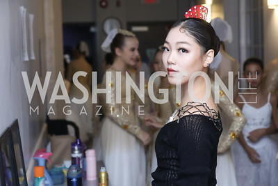 Yerim Lee. Photo by Tony Powell. Kirov Ballet Reception and Performance. December 14, 2019