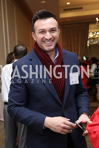 "Michael Woestehoff. Photo by Tony Powell. 2018 CNMC ""Light Up the Season."" Four Seasons. December 16, 2018"