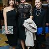 Juliana Cooper, Julie Shanklin, Mandy Autry. Photo by Tony Powell. N Street Village Annual Gala. Marriott Marquis. March 14, 2018