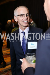 Peter Shields. Photo by Tony Powell. N Street Village Annual Gala. Marriott Marquis. March 14, 2018