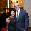 Kasey Nilson and Rep. Joe Crowley. Photo by Tony Powell. N Street Village Annual Gala. Marriott Marquis. March 14, 2018