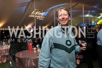 Living Classrooms Board Chair Daryl Owen. Photo by Tony Powell. Night at the Point. James Creek Marina. October 19, 2018