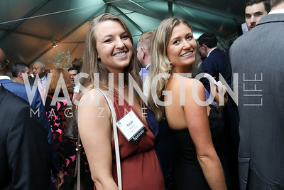 "Taylor Summers, Erica Ott. Photo by Tony Powell. ""Night of Hope."" 101 Constitution. October 11, 2018"