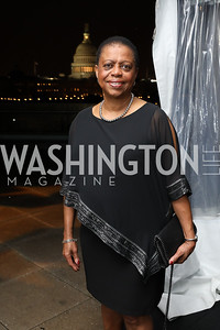 "Honoree Annabelle Lockhart. Photo by Tony Powell. ""Night of Hope."" 101 Constitution. October 11, 2018"